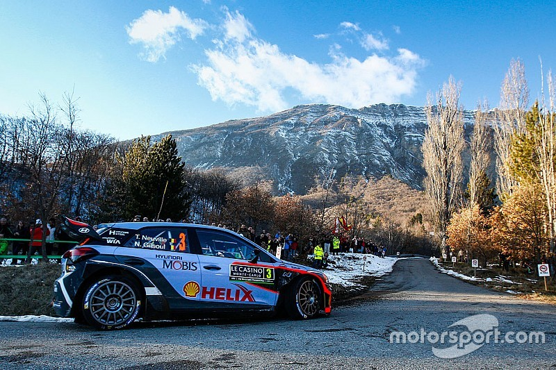 Neuville says new Hyundai feels like