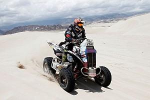 Dakar Breaking news Quad rider Karyakin could appeal Dakar results