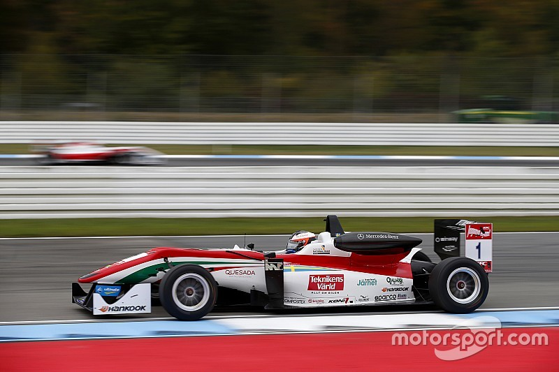 Alesi criticises F3 testing rules: