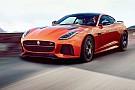 Officieel: Jaguar F-Type SVR debuteert op Autosalon Genève
