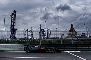 GP2 Breaking news GP2, GP3 set to skip Sochi in 2016