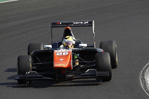 GP3 Breaking news Alesi, Fuoco headline Trident GP3 line-up