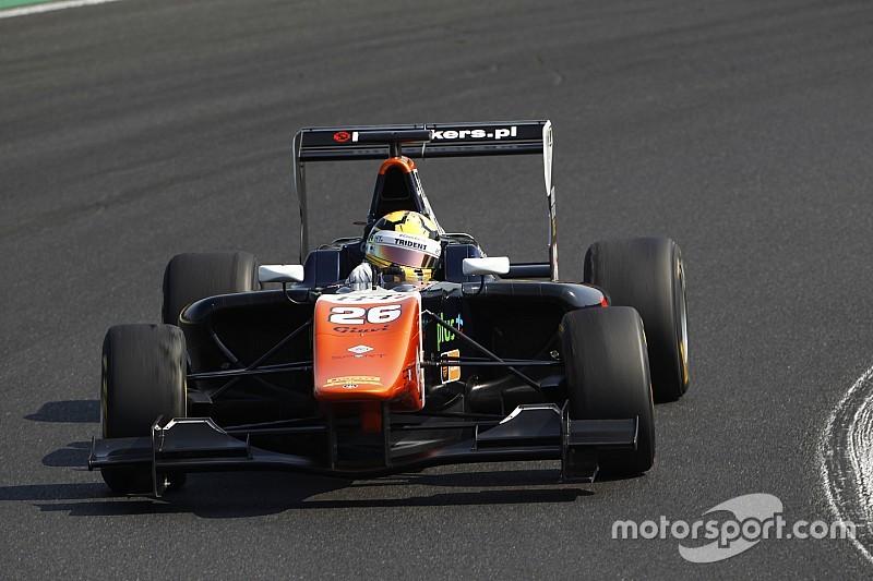 Alesi, Fuoco headline Trident GP3 line-up