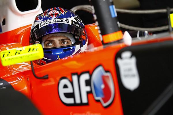 Formula 3.5 Breaking news Panis completes Arden Formula V8 3.5 line-up