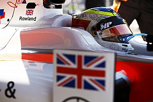 GP2 Breaking news Rowland chooses MP Motorsport for GP2 move