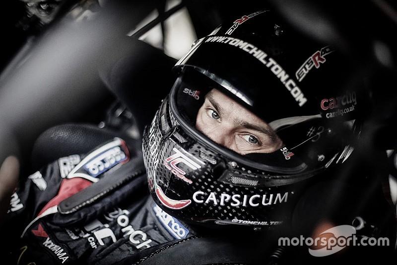 Sebastien Loeb Racing legt Tom Chilton vast voor WTCC