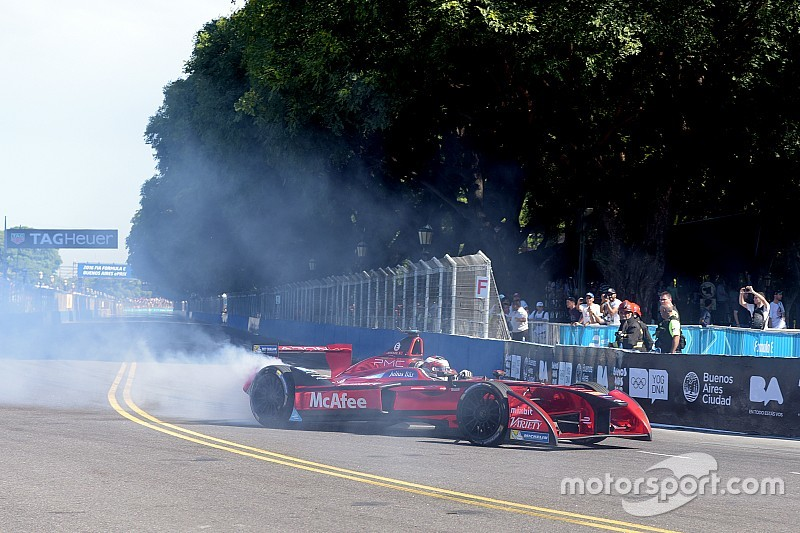 D'Ambrosio over Buenos Aires ePrix: