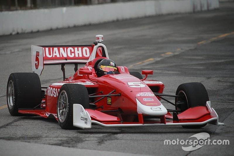 Pelfrey signs Piedrahita for new Indy Lights team
