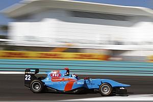 GP3 Breaking news Jenzer Motorsport signs Akash Nandy for GP3 debut