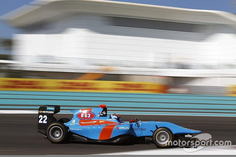 Jenzer Motorsport signs Akash Nandy for GP3 debut