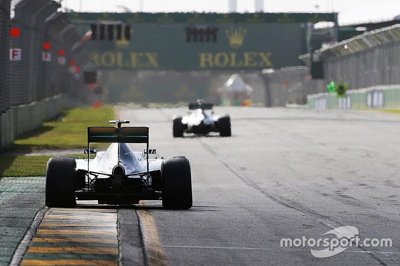 淘汰制排位赛仅在墨尔本的Q1和Q2执行