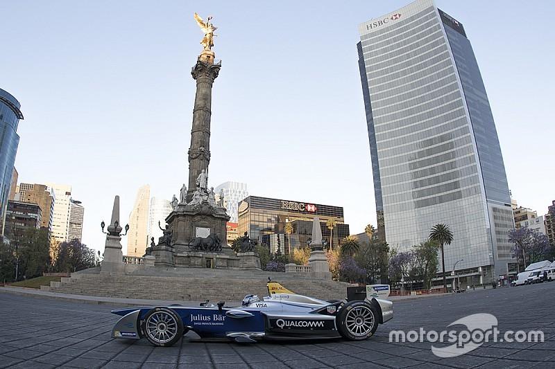 Vorschau ePrix Mexico City: Rennen auf 2.300 Meter über dem Meer