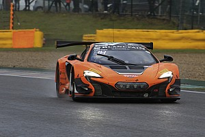 Blancpain Endurance Breaking news McLaren GT factory drivers to race Blancpain GT with Garage 59