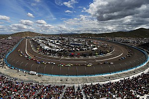 NASCAR Sprint Cup Breaking news Analysis: Have planned changes to Phoenix track been derailed?