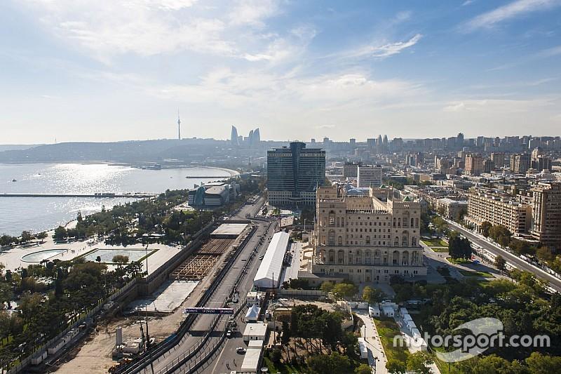 Baku will be the world's fastest street circuit - Tilke