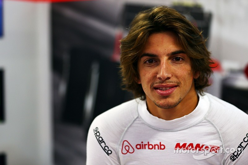 Merhi completes Manor's WEC line-up