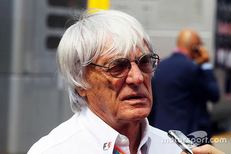 Ecclestone wants ballots or ballast as new F1 qualifying
