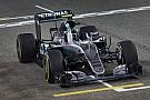 梅赛德斯车手中国大奖赛轮胎策略选择不同