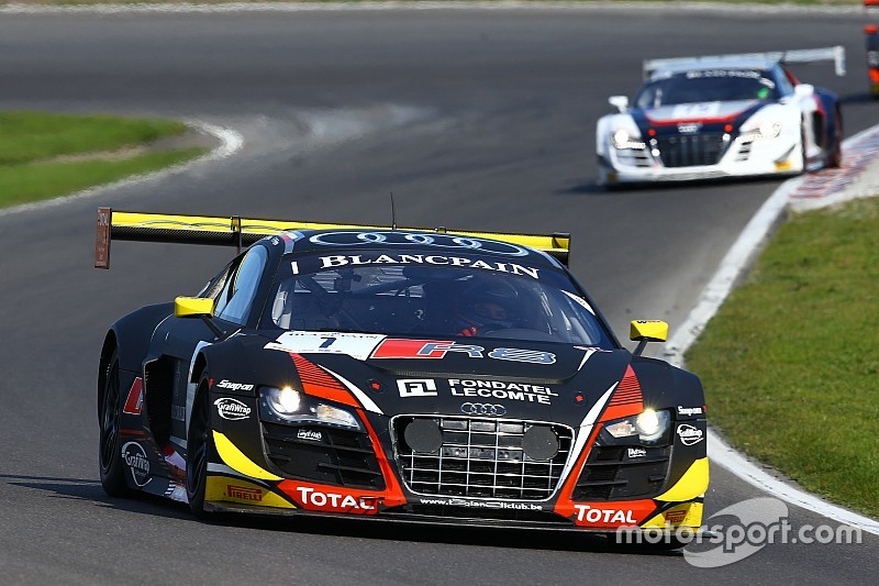 Audi Sport customer racing aims to defend title in Blancpain GT Series