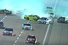 More than a dozen cars collected in late-race wreck at Texas