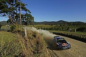 WRC Breaking news Coffs Harbour pulls Rally Australia funding