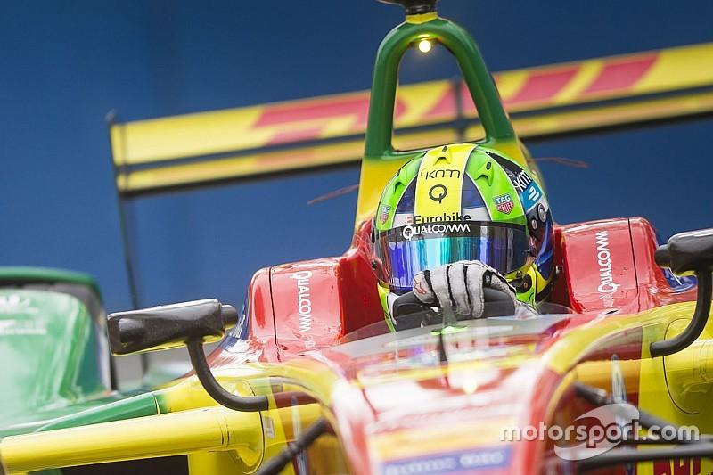 巴黎ePrix:迪格拉西再下一城,马青骅退赛