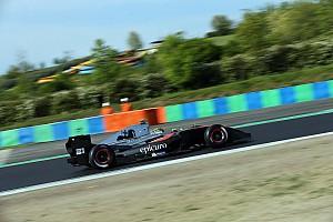 Fórmula V8 3.5 Relato da corrida Cecotto vence primeira prova na Hungria; Pietro chega em 8°