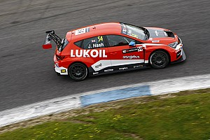 TCR Race report Estoril TCR: Nash eases to first victory