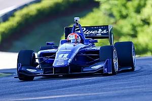 Indy Lights Résumé de course Ed Jones fait coup double à Barber