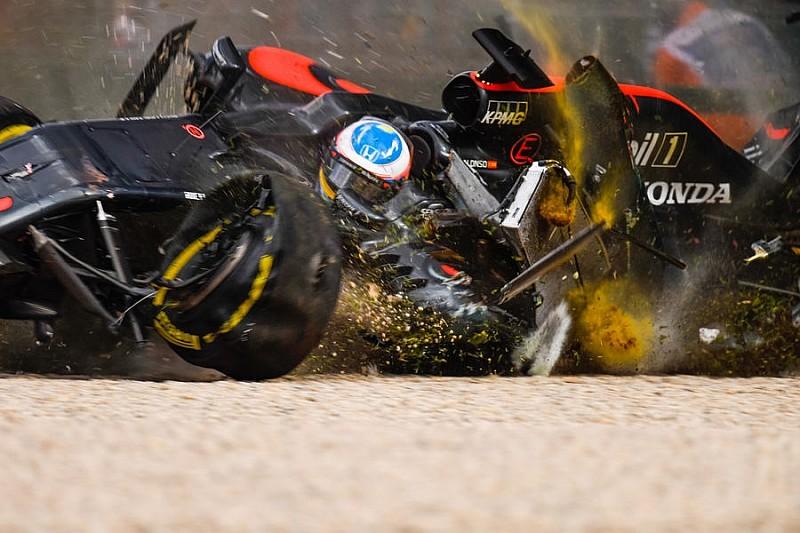 FIA зайнялася розслідуванням аварії Фернандо Алонсо