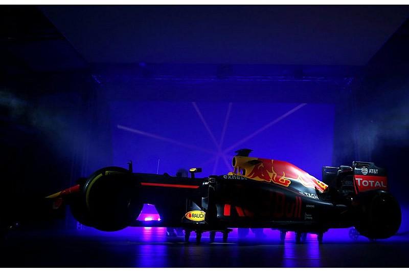 Чи допоможуть Red Bull нові кольори?