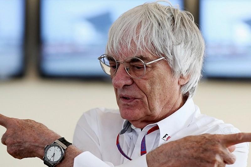 Екклстоун: Формула 1 змінить власника цього року