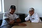 Берни: для Ф1 лучше, если чемпионом станет Хэмилтон
