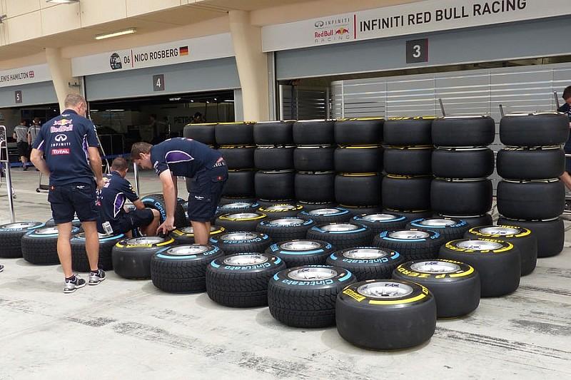 Первые выводы Pirelli о шинах 2014 года
