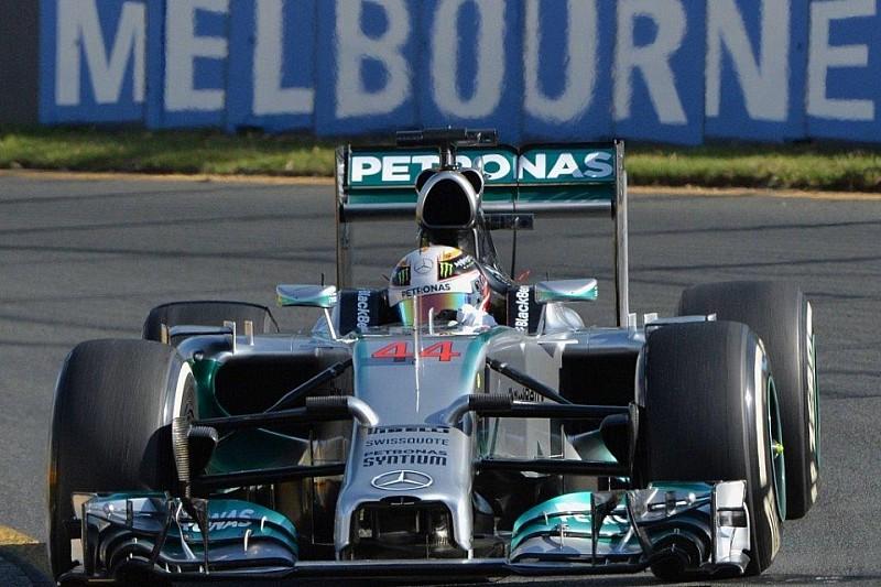Гран При Австралии: вторая тренировка