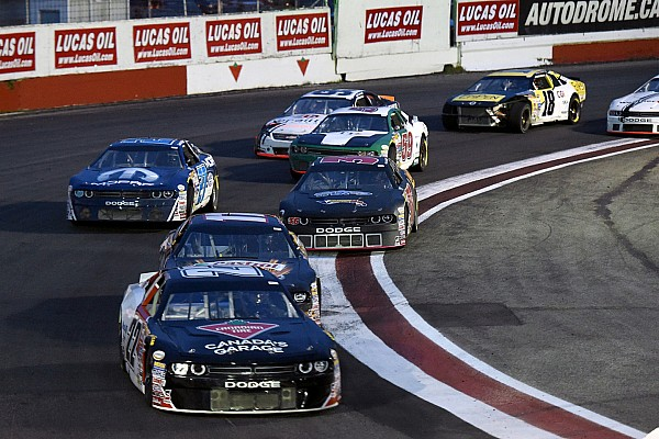 NASCAR Pinty's series gets rolling this weekend at CTMP