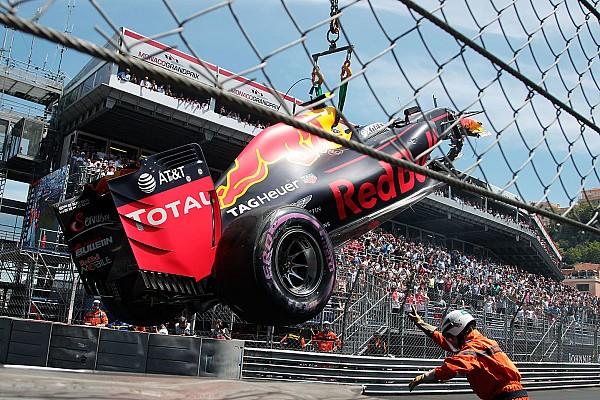 Formula 1 Ultime notizie La Red Bull sostituisce il telaio di Verstappen: partirà dalla pitlane