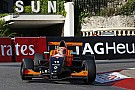 Formula Renault Fenestraz logró la victoria en Mónaco