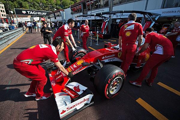 Формула 1 Новость В Ferrari считают шины ключевым фактором в борьбе за титул