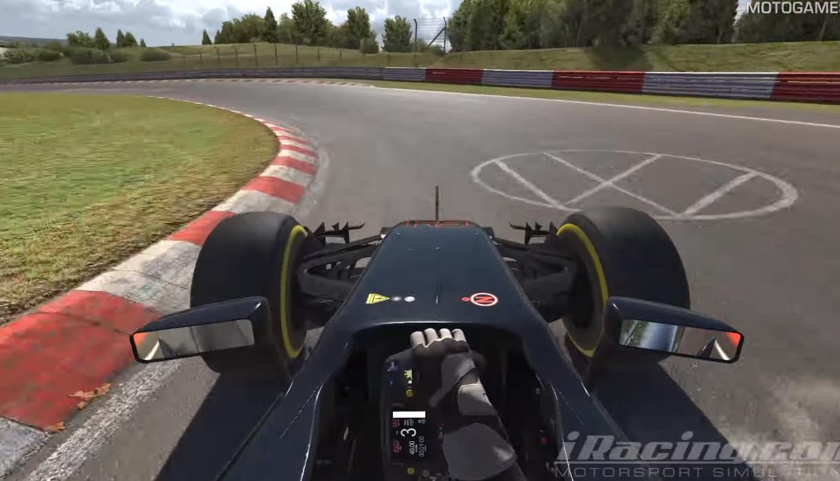 Egy F1-es élmény, ami bárcsak valósággá válna
