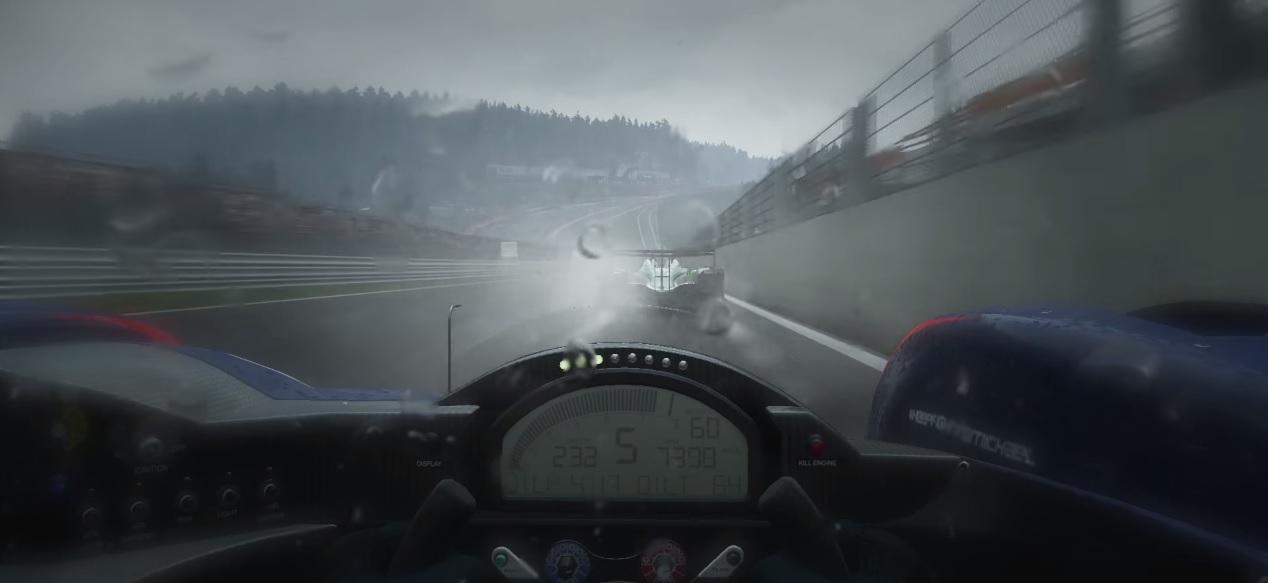 Project CARS: Grafikai orgia a játékban! Esőben Spa-Francorchampsban