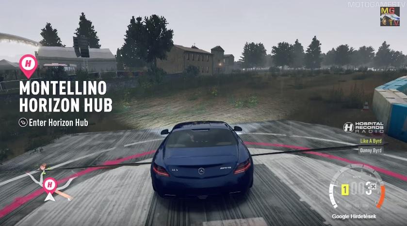 Forza Horizon 2: Mercedes-Benz SLS AMG! Adja neki rendesen (Xbox One)