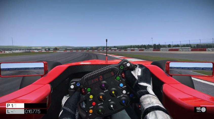 Project CARS: Virtuális pályabejárás Silverstone-ban