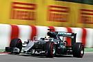 F1カナダGP フリー走行2回目:ハミルトンがまたもトップ。ベッテルは0.2秒差で肉薄