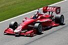 Indy Lights Rosenqvist perderá la carrera en Road America