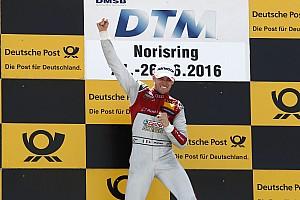 DTM Relato da corrida Mortara vence primeira bateria em Norisring; Farfus é 11°