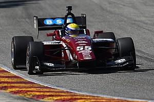 Indy Lights Reporte de la carrera Urrutia logró la victoria en Road America