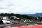 レッドブルリンク、F1開催に向け縁石を改修