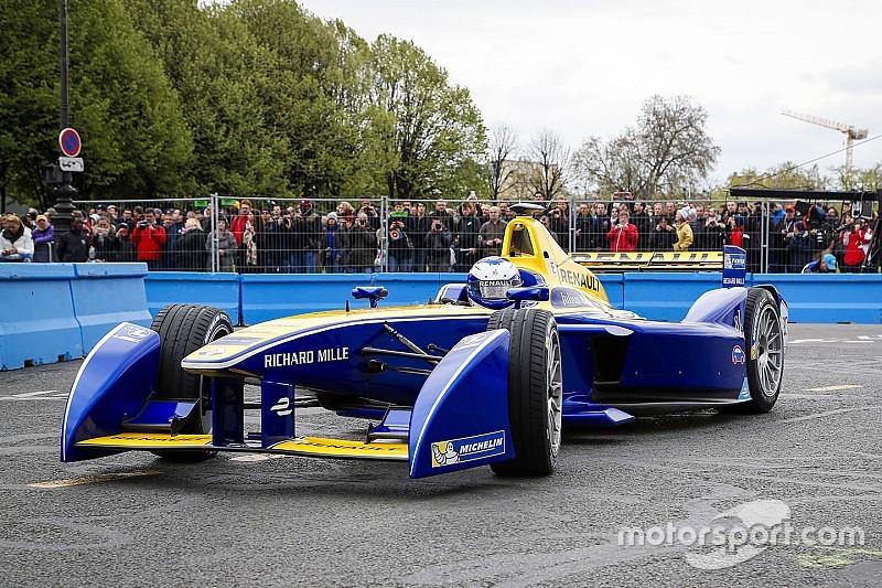 伦敦ePrix周六:普罗斯特轻松夺冠,迪格拉西保持积分优势