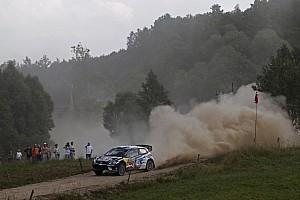 WRC 报告 WRC波兰站:塔纳克最后时刻痛失首冠